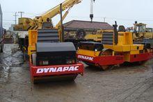 2009 DYNAPAC ROAD ROLLER CC211