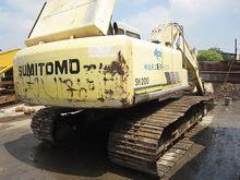 SUMITOMO SH200-2 CRAWLER EXCAVA