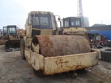 Ingersollrand road roller SD175