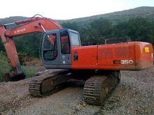 2004 Hitachei EX300-5 excavator