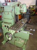 Knee type milling machine, PAN