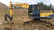 Used HYUNDAI R290LC-