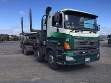 Used HINO FY in Zeal