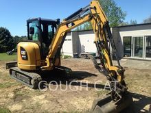 2012 CATERPILLAR 303.5E CR