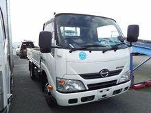2012 HINO DUTRO 300 AUTO FLAT D