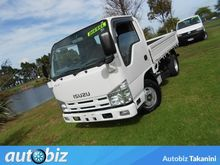 Used ISUZU ELF FLAT