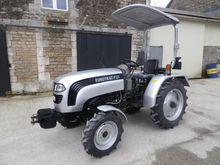 Market gardening : Tracteur ave