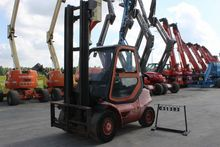 Used 2001 LINDE H40T