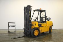 1995 HYSTER H4.00XL/6