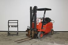 Used 1982 LINDE H15T