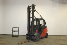 Used 2008 LINDE H30T