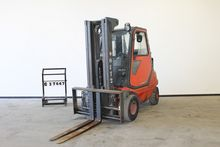 Used 2003 LINDE H30T