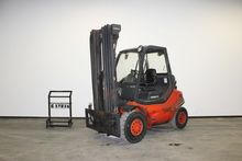 Used 2000 LINDE H45T