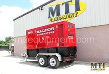 2011 Baldor TS175 Mobile Genera