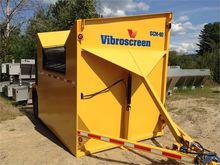 2016 VIBROTECH VIBROSCREEN SCM4