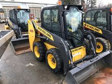 2013 NEW HOLLAND L215