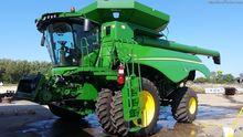 2013 John Deere S670 51153