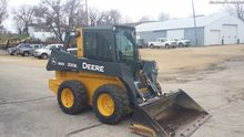2015 John Deere 320E 45504