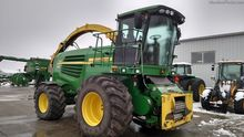 2009 John Deere 7550 63821