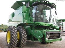 2012 John Deere S670 66027