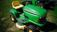 2000 John Deere LT166 62149