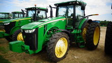 2012 John Deere 8310R 18323