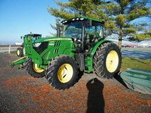 2014 John Deere 6115R 10250