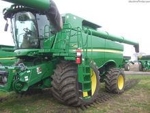 2016 John Deere S690 66285