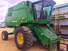 1997 John Deere 9500SH 45096