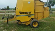 1998 Vermeer 605L 61890