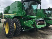 2012 John Deere S670 66218