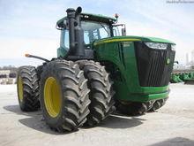 2012 John Deere 9460R 69814