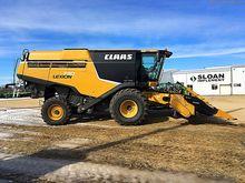 2014 Claas LEXION 730 65054
