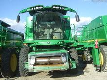 2012 John Deere S670 65802