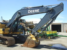 2014 John Deere 210G LC 58076
