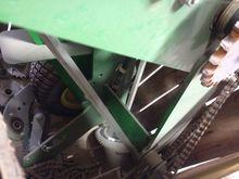 John Deere MECHANICAL DRIVE 602