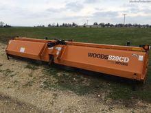 Used 2012 Woods S20C