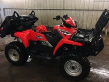 2008 Polaris Sportsman 500X2 69