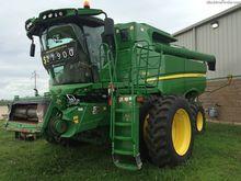 2012 John Deere S670 54816
