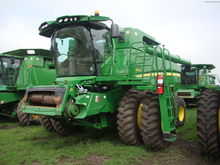 2013 John Deere S670 9533