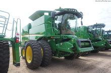 2013 John Deere S670 49520
