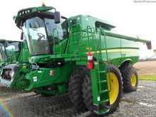 2013 John Deere S680 65758
