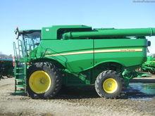 2014 John Deere S670 66647