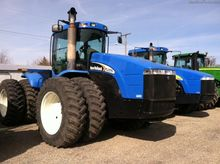 2005 New Holland TJ375 54903