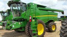 2014 John Deere S670 60644