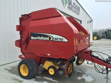 2007 New Holland BR780A 43173