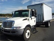 2012 INTERNATIONAL 4300 CAB AND