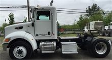 2009 PETERBILT 335 CAB AND CHAS