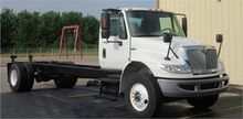 2011 INTERNATIONAL 4300 CAB AND