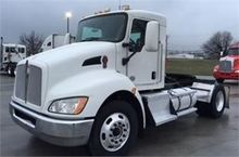2010 KENWORTH T370 CAB AND CHAS
